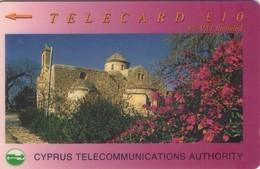 TARJETA TELEFONICA DE CHIPRE. 23CYPC (153). - Chipre