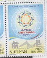 VIETNAM , 2017, MNH,APEC,  1v - Organisaties