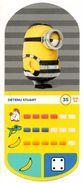 IM235 :  Auchan Moche Méchant Carte N°35 Détenu STUART - Trading Cards