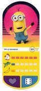 IM250 : Auchan Moche Méchant Carte N°50 TIM Le Danseur - Trading Cards