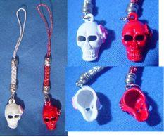 2 Decorative Straps - Charms