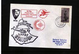 Deutschland / Germany 1974 Deutsche Luftwaffe Interessanten Brief - BRD