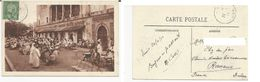 CP Tunis (datée De 1911) - Tunisia