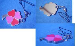Decorative Strap : Clover - Charms
