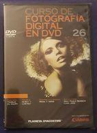 DVD. CURSO DE FOTOGRAFÍA DIGITAL EN DVD. NUEVO PRECINTADO. - Fotografía