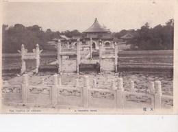 Post Card  : Peking (Chine)  The Temple Of Heaven       Ed Yamamoto - Chine