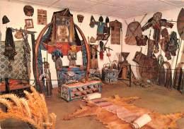 OUEST CAMEROUN FOUMBAN Musee Du Sultan Njoya 26(scan Recto-verso) MA1373 - Cameroon