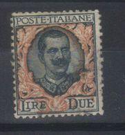 ITALIE  N° 150 SASS   ,N° 145  Y Et T    (1923) - Usados