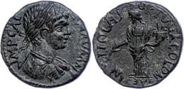 "59 Pisidien, Antiochia, Æ (5,35g), Caracalla, 198-203. Av: Büste Nach Rechts, Darum ""IMP CAEM AVR AN"". Rev: Stehende For - Roman"