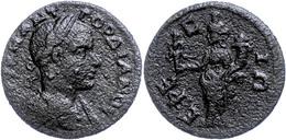 72 Ionien, Ephesos, Æ (5,10g), Gordianus III., 238-244. Av: Büste Nach Rechts, Darum Umschrift. Rev: Stehende Tyche Von  - Roman