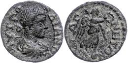 73 Ionien, Magnesia Ad Maeandrum, Æ (2,79g), Gordianus III., 238-244. Av: Büste Nach Rechts, Darum Umschrift. Rev: Über  - Roman