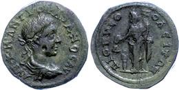 81 Moesia Inferior, Dionysopolis, Æ (12,69g), 238-244. Av: Büste Nach Rechts, Darum Umschrift. Rev: Theos Megas Vor Bren - Roman