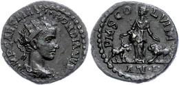 """95 Moesia Superior, Viminacium, Æ (7,29g), Gordianus III., 238-244. Av: Büste Nach Rechts, Darum """"IMP CAES M ANT GORDIAN - Roman"""