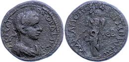 99 Phrygien, Hadrianopolis Sebaste, Æ (25,67g), Gordianus III., 238-244. Av: Büste Nach Rechts, Darum Umschrift. Rev: St - Roman
