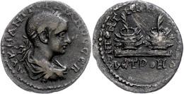 102 Pontos (Koinon), Neokaisareia, Æ (13,69g), Gordianus III.. 238-244. Av: Büste Nach Rechts, Darum Umschrift. Rev: Zwe - Roman