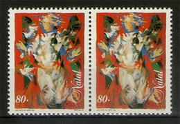 Portugal Stamps - Christmas 95 - Pair MNH** - 1910-... República