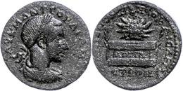 103 Pontos (Koinon), Neokaisareia, Æ (15,33g), Gordianus III.. 238-244. Av: Büste Nach Rechts, Darum Umschrift. Rev: Pre - Roman