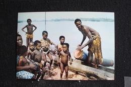 An-2 / L'Afrique En Couleur - L'École Du Rythme  - Éditions  HOA-QUI ( Échantillon Collection )  / Circulé - Cartes Postales