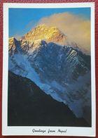 NEPAL - Mt. Everest - Himalaya Nv - Nepal
