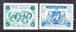 1 RAN  1056-7  *  UNITED  NATIONS - Iran