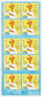 Singapore 2015 Booklet Vanishing Trades Dairy Man  7th Reprint Bicycle - Singapour (1959-...)