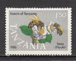 Tanzanie, Tanzania, Abeille, Bee, Fleur, Flower - Bienen