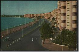 Marine Drive  -  Bombay India  -  Ansichtskarte Ca. 1964    (8281) - India