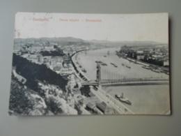 HONGRIE BUDAPEST DUNA RESZLET DONAUBILD - Hongrie