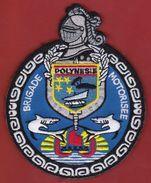 Polynésie Française / Tahiti - Gendarmerie - Brigade Motorisée (BMO) / 2017 - Police
