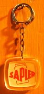 PORTE CLEF SAPLER LA PLUS FRUITEE DES CONFITURES - Key-rings