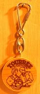 PORTE CLEF TOURREE DE L'AUBIE - Key-rings