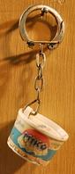 PORTE CLEF MIKO CREME GLACEE - Porte-clefs