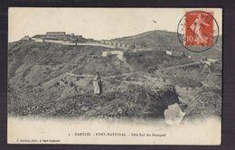 CPA ALGERIE - KABYLIE - FORT-NATIONAL - Côté Sud Des Baraques - TB Vue EDIFICE MILITAIRE Petite Animation 1910 - Autres Villes