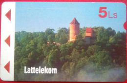 5 Lati Castle - Latvia