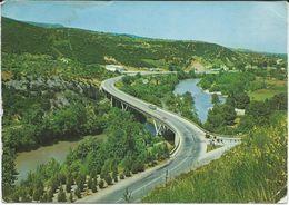 "Greece,Tempe,le Pont De La Riviere ,,Pinios"".Tempi,Bridge Over ,,Pinios"" River.nice Stamp - Greece"