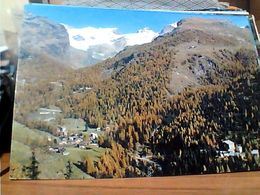 Valle D'Aosta - Aosta - Val D'Ayas - Resy  E ISTITUTO CONTARDO FERRINI N1973  GO22129 - Italia