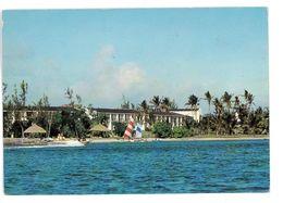 CPSM ILE MAURICE SAINT-GERAN POSTE DE FLACQ - Mauritius