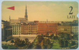 2 Lati Buildings - Latvia