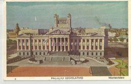 MONTEVIDEO PALACIO LEGISLATIVO  (76) - Uruguay