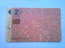 2 Lati Rudens - Latvia