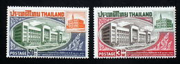 Thailand Stamp 1963 80th Ann Of The Post And Telegraph Department - Thailand