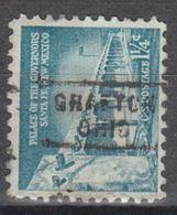 USA Precancel Vorausentwertung Preo, Locals Ohio, Grafton 743 - Vereinigte Staaten