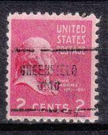 USA Precancel Vorausentwertung Preo, Locals Ohio, Greenfield 704 - Vereinigte Staaten