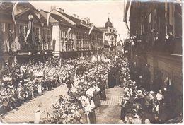 1145  AK-CELJE   OBISK  KRALJA  ALEKSANDRA   1920 - Slovenia