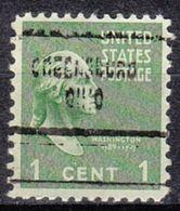 USA Precancel Vorausentwertung Preo, Locals Ohio, Greensburg 713 - Vereinigte Staaten