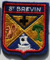 Cb1.s-  SAINT-BREVIN  Ecusson Blason à Coudre - Obj. 'Remember Of'