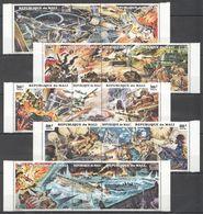 F1237 1994 DU MALI WORLD WAR II WWII 1 BIG SET MNH - 2. Weltkrieg