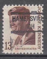USA Precancel Vorausentwertung Preo, Locals Ohio, Hamersville 841 - Vereinigte Staaten