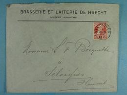 Brasserie Et Laiterie De Haecht Société Anonyme 1910 - Belgium