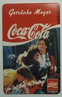 GERMANY -  K 653 12.92 2000DPR - Coca Cola - Getranke Mayer - 6DM - Mint - Germany